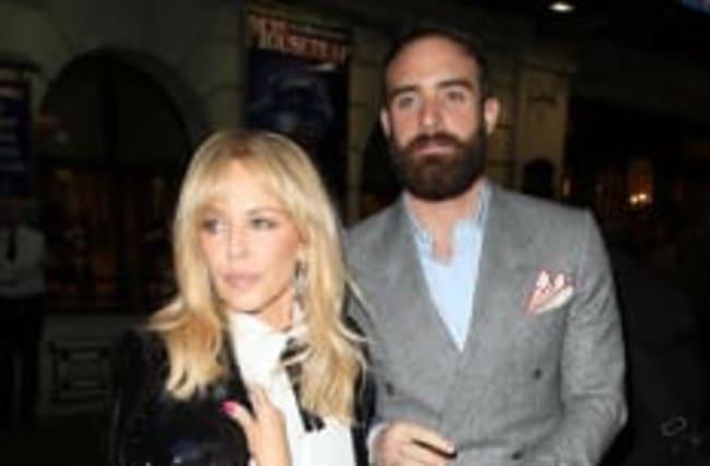 Kylie Minogue reveals she'll take Joshua Sasse's name