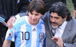 Messi lacking Maradona's personality - Sacchi
