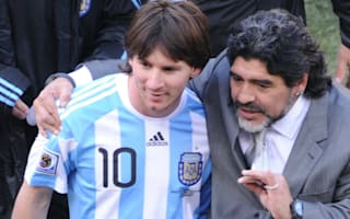 Maradona questions Messi U-turn