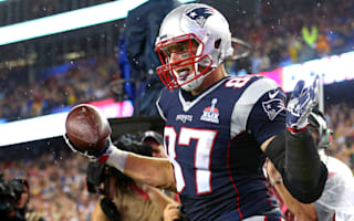 Gronk learns German, with amusing results