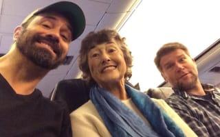 Son treats mother to 20 incredible European adventures