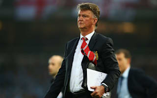 Manchester United reveal Van Gaal's pay-off alongside record revenue