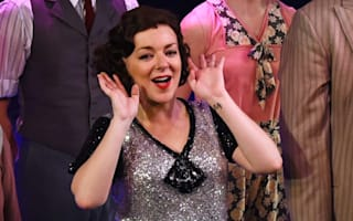 Sheridan Smith to return as Fanny Brice for UK tour of Funny Girl