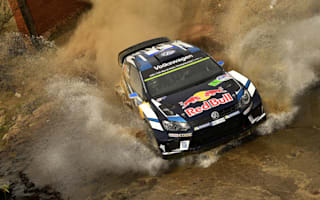 Ogier leads in Mexico