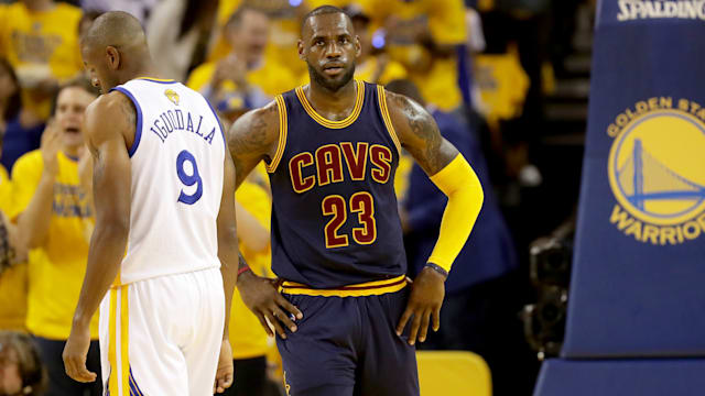 Golden State Warriors Win Game 1 NBA Finals; Watch Replay Online