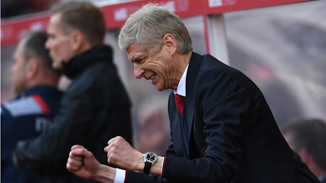 Arsenal manager Arsene Wenger: missing top-four not 'disastrous'
