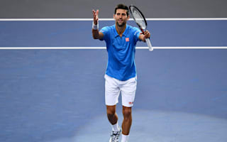 Mixed Paris showings from Djokovic and Murray, London setback for Thiem