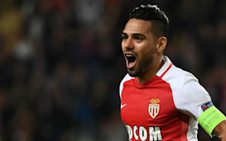Monaco 3 CSKA Moscow 0: Falcao double extends Group E lead