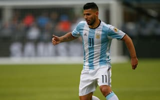 Aguero is Argentina's best option with Dybala out - Bauza