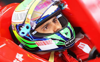 Felipe Massa on the road to recovery