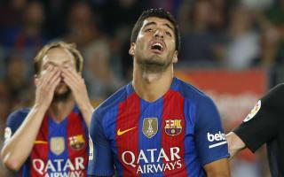 Suarez blasts Filipe Luis' Instagram moan