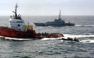 UK's biggest-ever cocaine haul: £500 million worth seized from boat