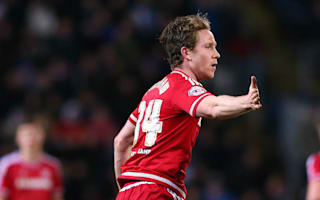 Football League Review: Forshaw winner sends Boro top