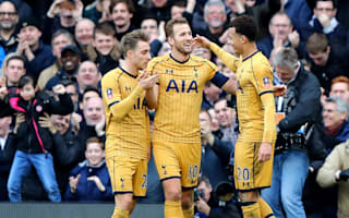 Fulham 0 Tottenham 3: Kane hat-trick fires Spurs into quarter-finals