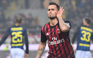 Suso: I proved I'm worthy of Milan after derby brace
