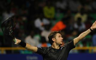 Wawrinka powers into Chennai semi-finals