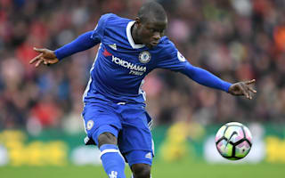Kante: I don't feel like the Premier League's best player