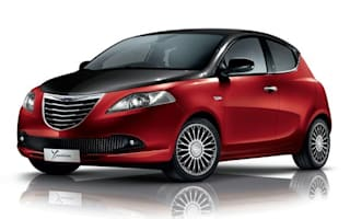 Special edition Chrysler Ypsilon released