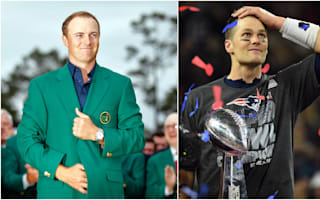 Spieth tees off with comeback king Brady ahead of Masters redemption bid