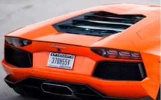 Video: Texas revokes 'offensive' personalised licence plate