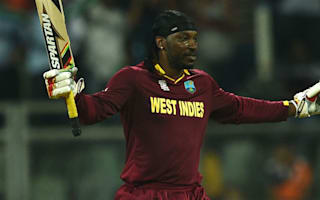 Match-winner Gayle motivated by request from Benn