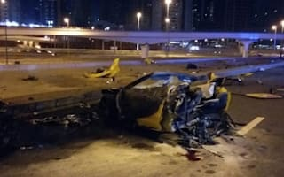 Ferrari crash in Dubai kills four, including Canadian boxer
