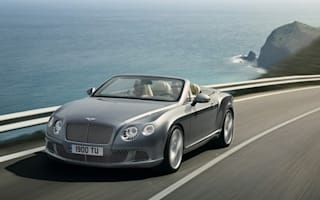 Video: Bentley shows off new convertible Continental