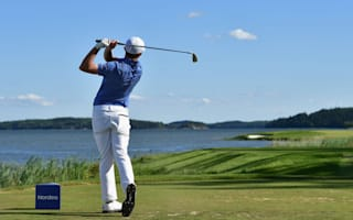 Fitzpatrick opens up dominant lead in Stockholm