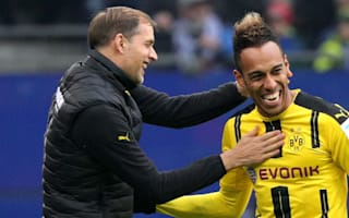 Watzke: Aubameyang is like Ronaldo - he loves the spotlight