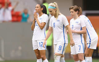 Rio 2016: USA in stunning exit as Marta's Brazil survive to reach semis