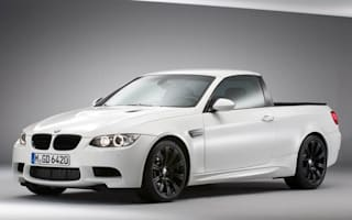 BMW officially reveals M3 pick-up