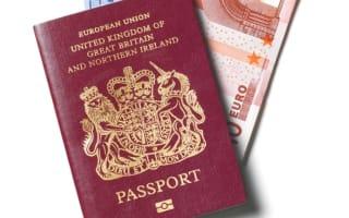 British baby stranded in Qatar amid passport chaos