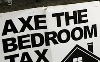 MPs urge scrapping of 'bedroom tax'