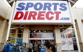 Sports Direct steps up sales growth