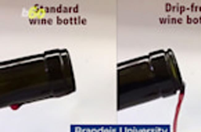 This Drip-Free Wine Bottle Will Change Your Life