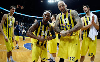 Fenerbahce too strong for Kuban