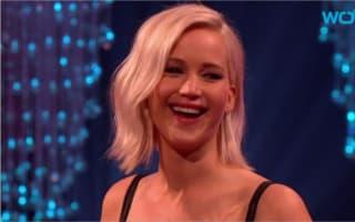 "Jennifer Lawrence sent to ""tiny jail"" over UK visa"