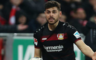 Leverkusen's Volland out until 2017