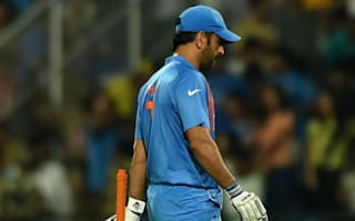 Dhoni bemoans batting shortcomings