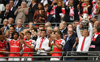 On Wednesday it will be clearer - Wenger reiterates stance on his future despite FA Cup glory