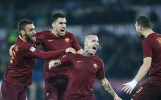 Roma 1 AC Milan 0: Niang pays the penalty as Nainggolan's stunner sinks Rossoneri