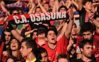Osasuna secure La Liga return