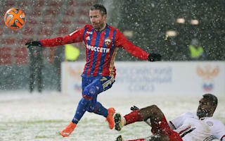 Always take the weather with you - Spanish snow blights CSKA's training camp