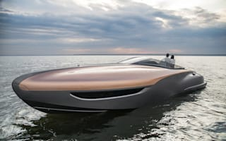 Lexus unveils Sport Yacht concept
