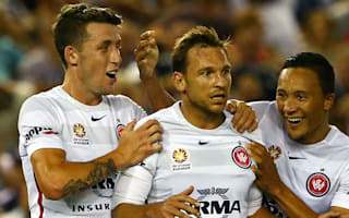 A-League Review: Santalab sends Wanderers top as Roar thrash Mariners