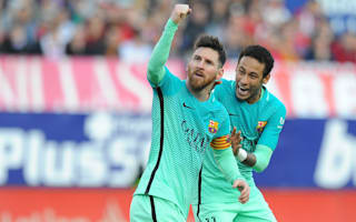 Naive to say Barcelona don't depend on Messi - Luis Enrique