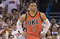 Thunder's Westbrook chides reporter after loss