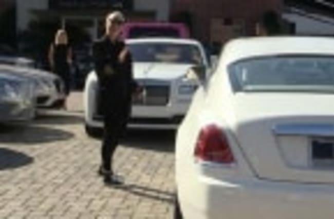 Amber Rose -- I Gotta Roll Like My BFF Blac Chyna Rolls