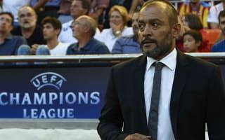 Nuno rejects Porto favourites tag