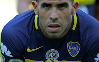 I had to be 100 per cent to stay at Boca - Tevez